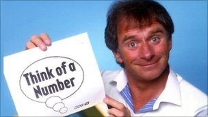 This gentleman is 82 today.....Happy Birthday Johnny Ball......