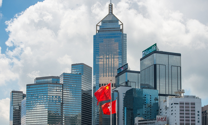 Some countries angrily jumped to make groundless accusations about China's top legislature's deliberation of #HK security laws, which the Office of the Commissioner of the Ministry of Foreign Affairs in the HKSAR spokesperson firmly opposed. pic.twitter.com/cXyLHiaJ4U
