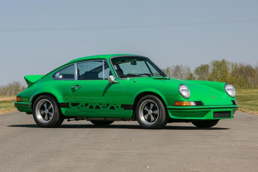 1971 Porsche 911 2.7-Litre RS Recreation Estimate (£): 75,000 - 90,000 auction today at Silverstone @cubasteve57 <br>http://pic.twitter.com/ghczea02rf