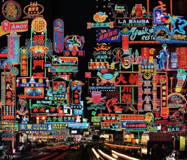 80年代から90年代の香港すごくて一生をここで過ごせたらと思う