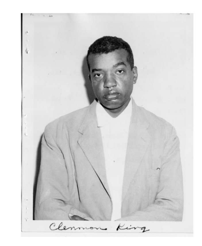 Did you know that in 1958 a black man named Clennon King applied to the University of Mississippi and was admitted to an asylum. The judge ruled that only insanity could make a black man think he could apply to the university.  1958 was only 62 years ago.... https://t.co/PXCdtBZGBl