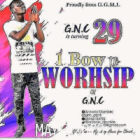 Download on ...audiomack.com....search for I bow to worship by GNC... pic.twitter.com/tS2zhjfPRy