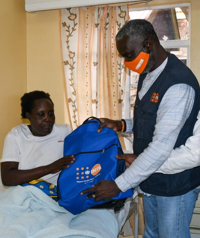 @UNFPAKen supports access to fistula repair surgery as we mark #IDEOF2020 in spite of Covid-19. End Obstetric Fistula NOW! @MOH_Kenya @NCPD_Kenya