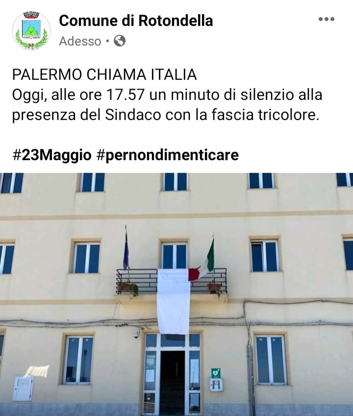 #giornatadellalegalita #stragedicapaci #23maggio #...