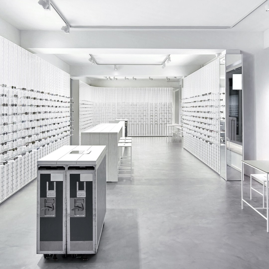 The MYKITA Shop Zurich is open again at our regular business hours and able to provide our full services. Using state-of-the-art equipment from Zeiss, we offer full eye examinations without direct touch/contact. https://t.co/IwFLf4nrD0 #MYKITA https://t.co/VS1ClupwMQ