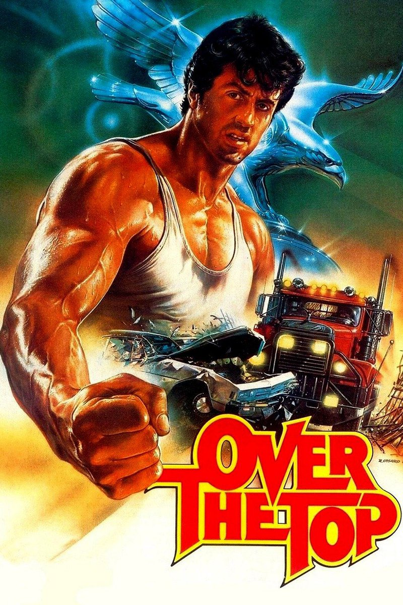 No, Over The Top was a different Stallone film;)pic.twitter.com/lalj4Z6Hhf