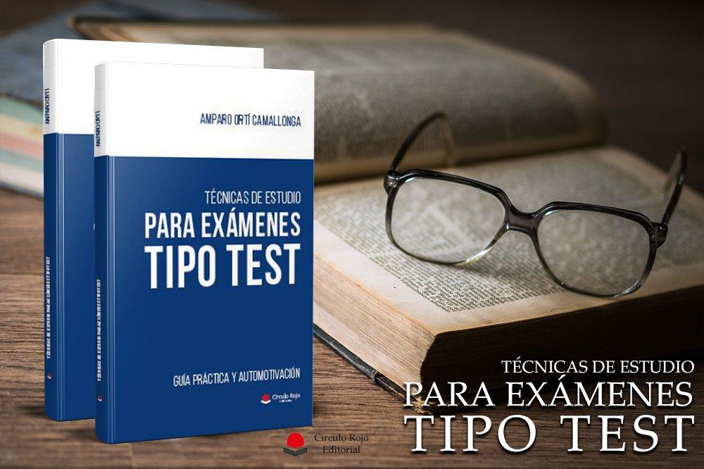 ¿Pronto tienes algún examen importante? ¿Las temidas oposiciones? Este libro te ayudará: 'Técnicas de estudio para exámenes tipo test'  📖 https://t.co/hNk7zyl5lT  #Estudiar  #Estudiantes  #oposiciones https://t.co/eGozq61vza