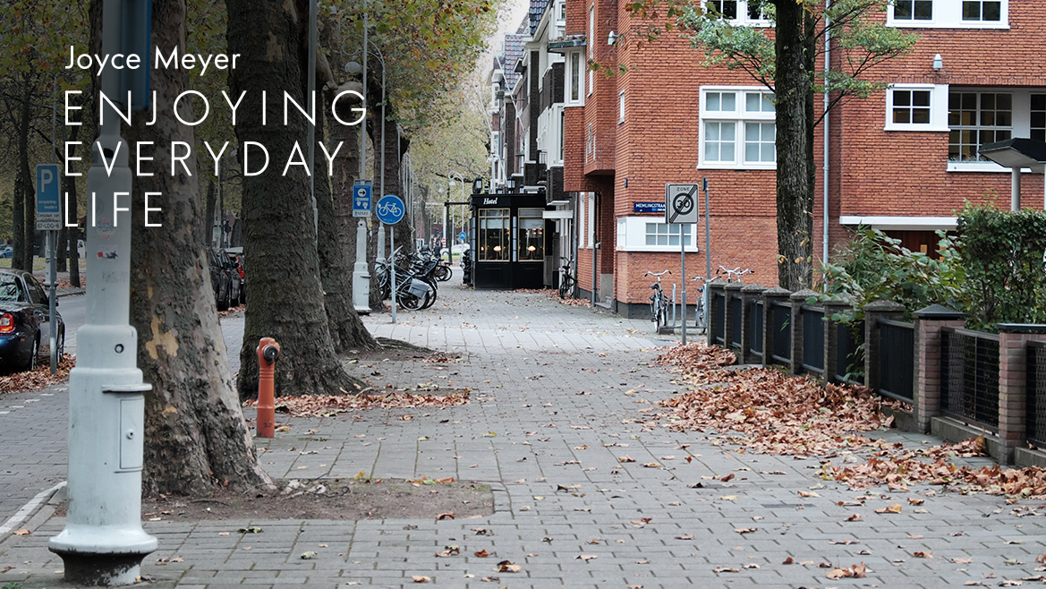 Catch up on this week's Enjoying Everyday Life shows at joycemeyer.org/TodaysShow #TodaysShow #EnjoyingEverydayLife
