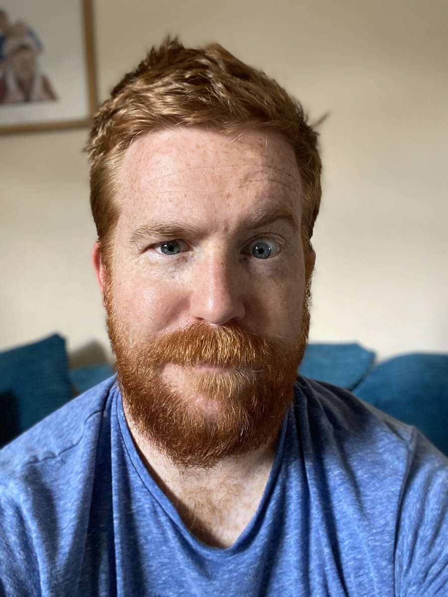 Returning to flying is an exciting time but unfortunately means getting rid of my beloved beard after 6 months. The chins are liberated once again! https://t.co/ErkBv4Mb6i