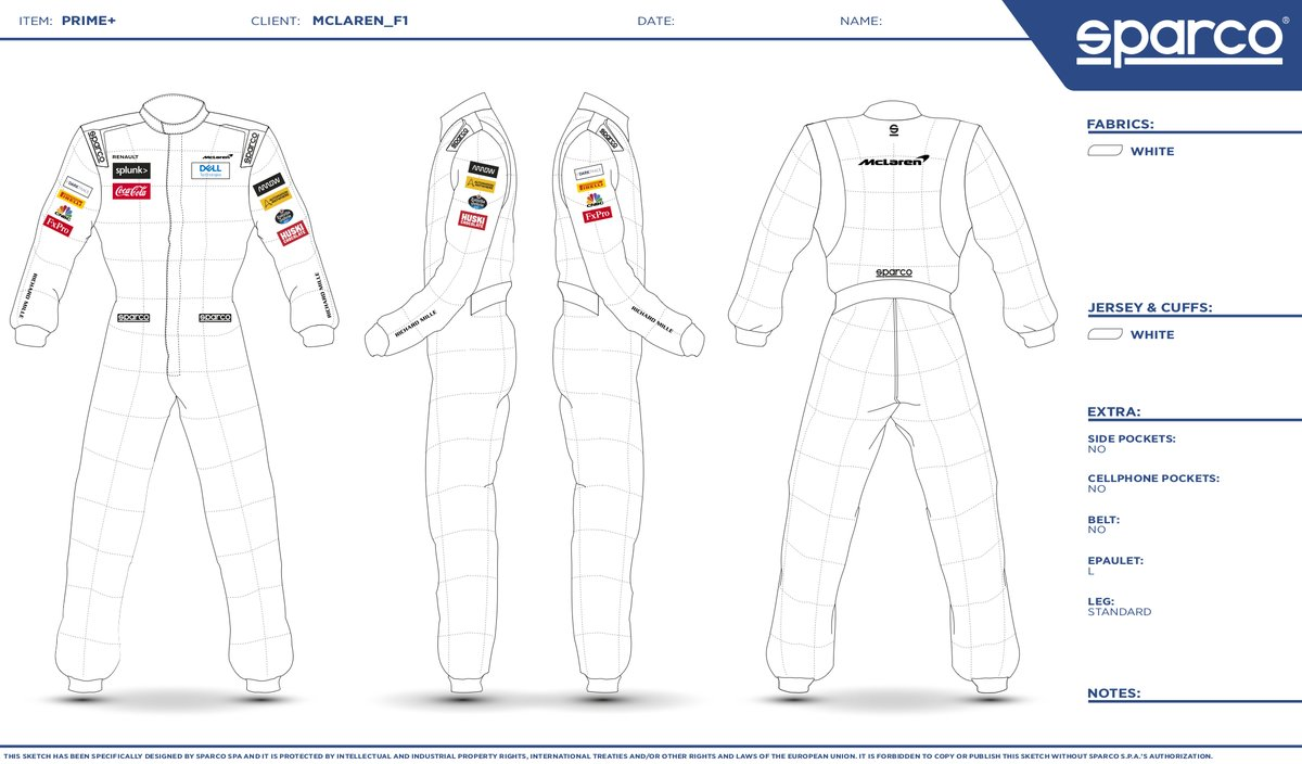 🚨 Final few days left to enter! Get creative, send us your entry and you could be in with the chance to win your very own personalised race suit from @SparcoOfficial. Send them to us with #SparcoSuits!   T&Cs ➡️ https://t.co/F4NuR6gIzL https://t.co/QjYZtrm2K0