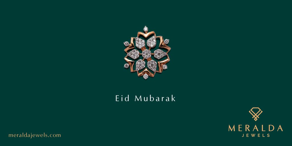 This Eid, leave the spark of goodness in people's heart and the glow of happiness on their face. Eid Mubarak. #happyeid #eidmubarak #jewellerydesigner #jewelry #jewellerytrends #fashion #jewelryaddict #earrings #necklace #jewellerylovers #modernjewellery #designsforlife