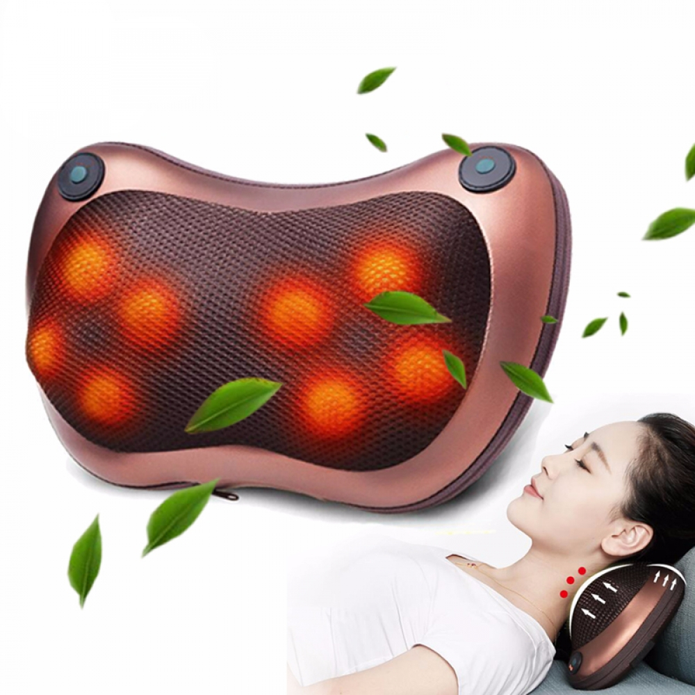 #shopaholic #clothes Electric Infrared Heating Neck Massage Pillow pic.twitter.com/mrKE2HMvbL