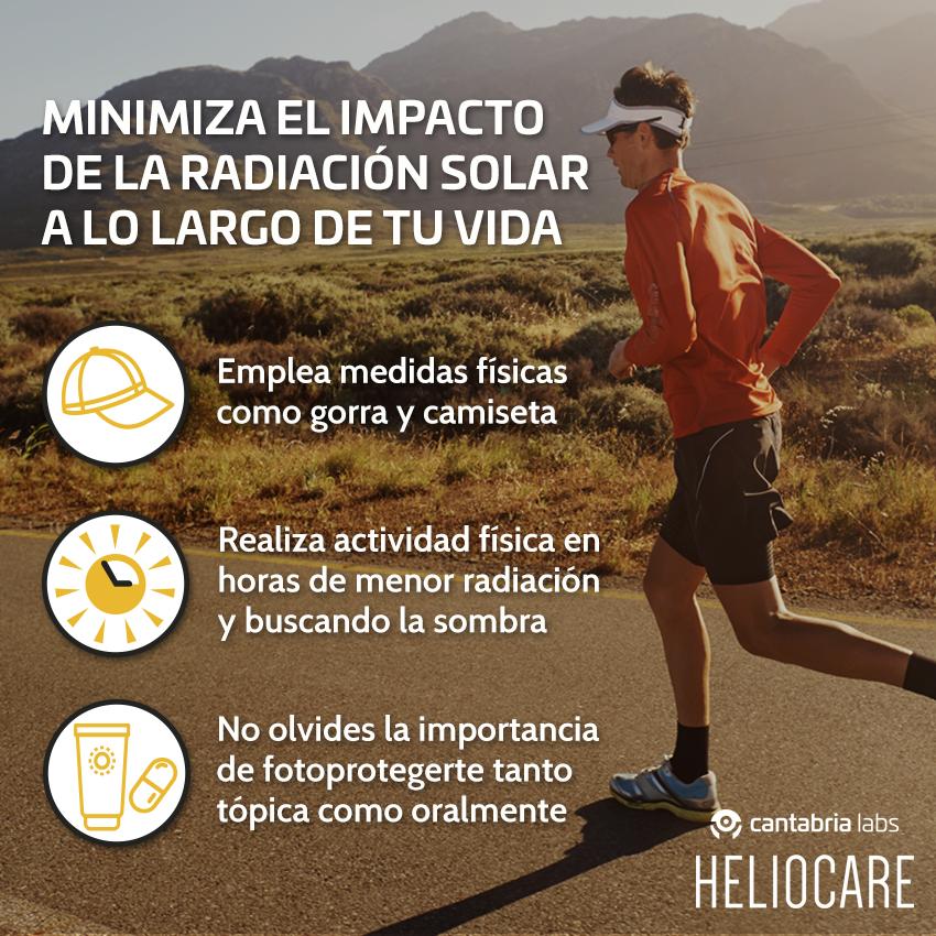 @PabloWayne6 @RafaelNadal La toma de medidas físicas y hábitos a la hora de realizar deporte, minimizan el impacto de la radiación solar que recibimos. Recuerda la importancia de incluir fotoprotección tópica y oral. https://t.co/KOEjlcnCwv https://t.co/e53yk03Lq1