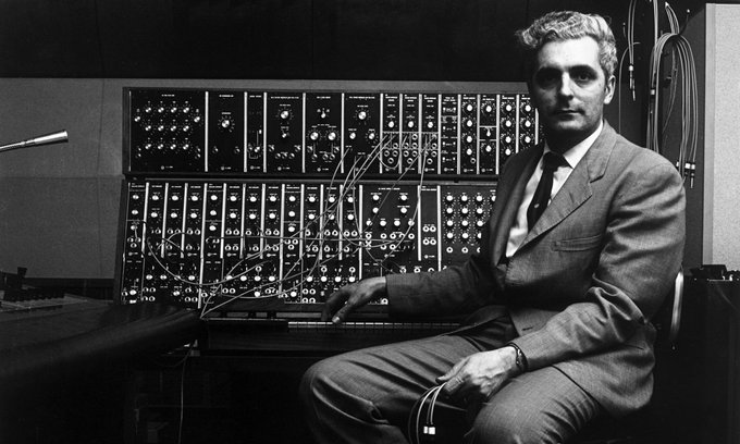 Happy Synthetic Birthday Mr. Robert Moog! ...and many thanks for you invention!