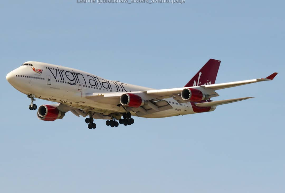 Bye bye Ruby Tuesday!   #virginatlantic #boeing #747 Farewell! #manchesterairportpic.twitter.com/l2tem2Rqwx