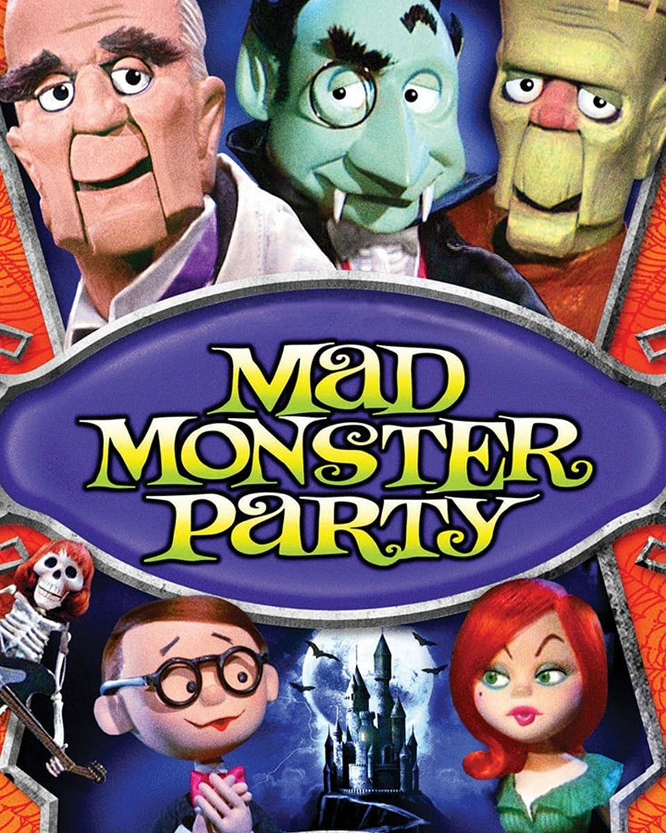 Don't forget to pop over to our Facebook page at 80m est as we host a Mad Monster Party watch party! Make sure you like the page to get the notification! #madmonsterparty #watchparty #facebook