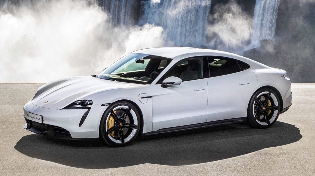 Which y'all rocking with? Tesla or Porsche Taycan  <br>http://pic.twitter.com/XClEgfjyHj