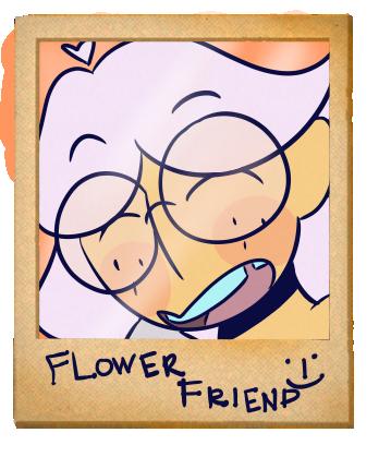 Felt like sharing my lil' Flower Kid cuz why not, I love them! (Art by @crashdiamonds1 !) #smileformegame <br>http://pic.twitter.com/EuvGNKVuy8
