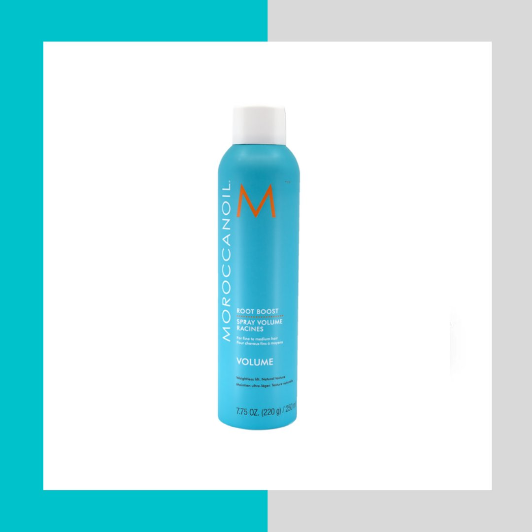 Moroccanoil Root Boost is an advanced formula to give a boost to your hair roots for a heavy volume.  #belanjaonline #belezaonline #belgianbloggers #bellanaijaonline #bellapierrecosmetics #benefitcosmeticspic.twitter.com/8YWFQMIPBc
