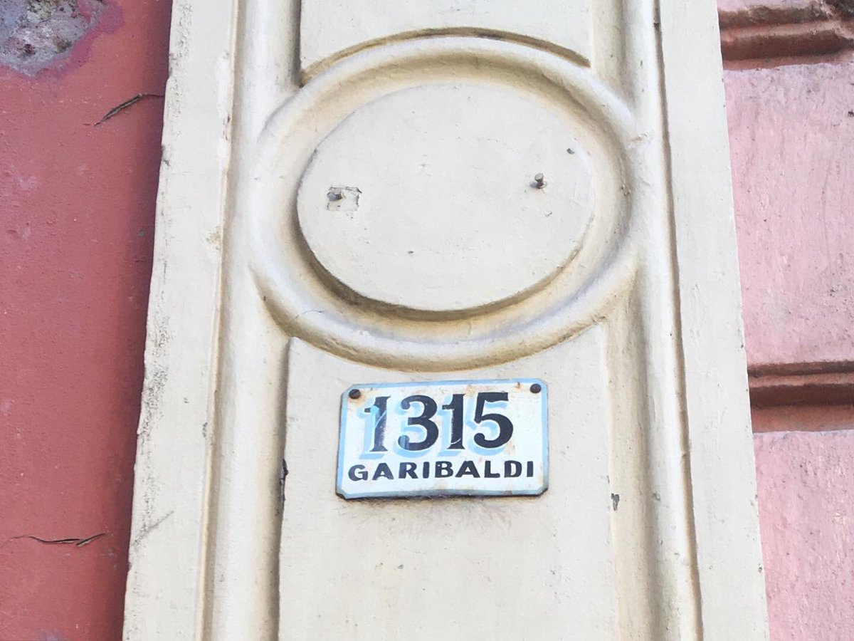 Street numbers in La Boca                     #streetphotography #streetnumbers #housenumbers #buenosaires pic.twitter.com/HDrRUJsY6Z