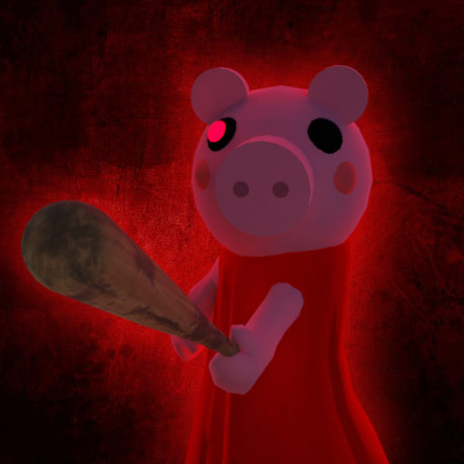 Roblox Piggy Game Icon Aspduck On Twitter Fan Icon For Piggy Likes And Rts Are Appreciated Game By Darealminitoon D