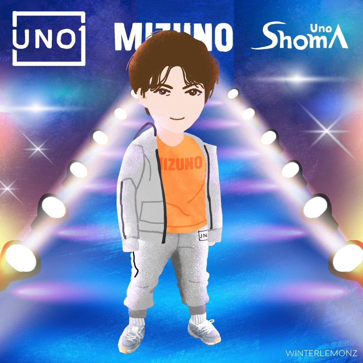 My sleeves are a little too long.  #宇野昌磨 #shomauno #MIZUNO pic.twitter.com/536yOfLPxU