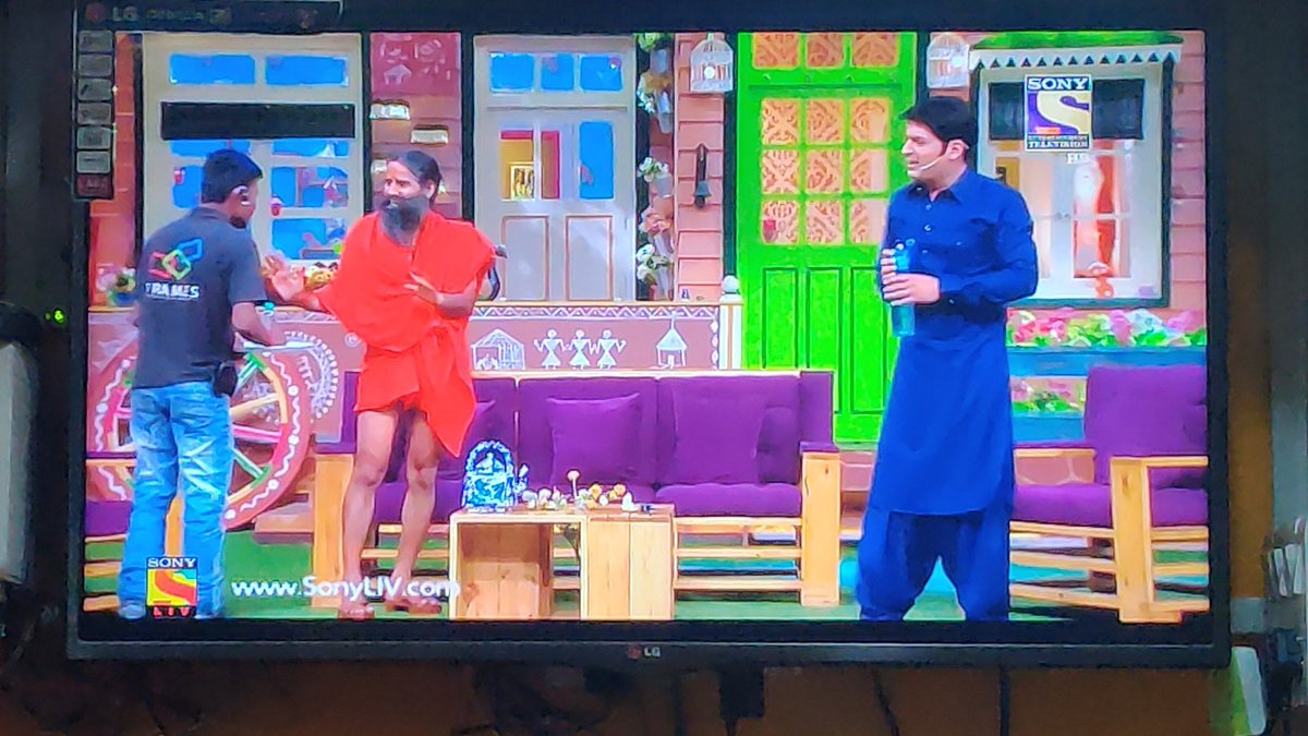 Watching the kapil sharma show old episodes really having very fun and enjoying alot. You are really a great entertainer and inspiration to all sir. Thank you and love you  @KapilSharmaK9 #tkss <br>http://pic.twitter.com/JSY5VPJZzL
