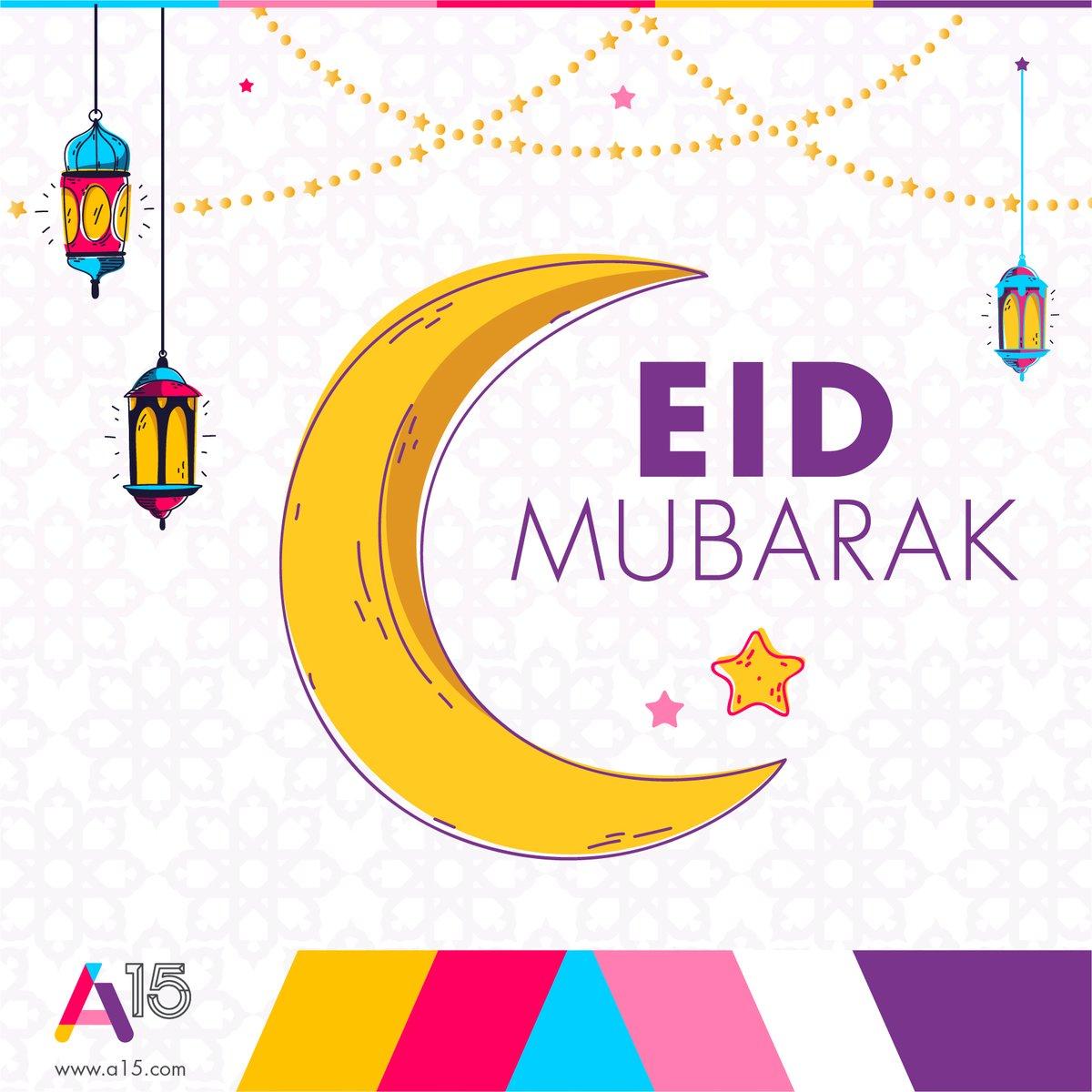 #A15_Family wishes you a happy Eid !! https://t.co/2HuUzmAiOA