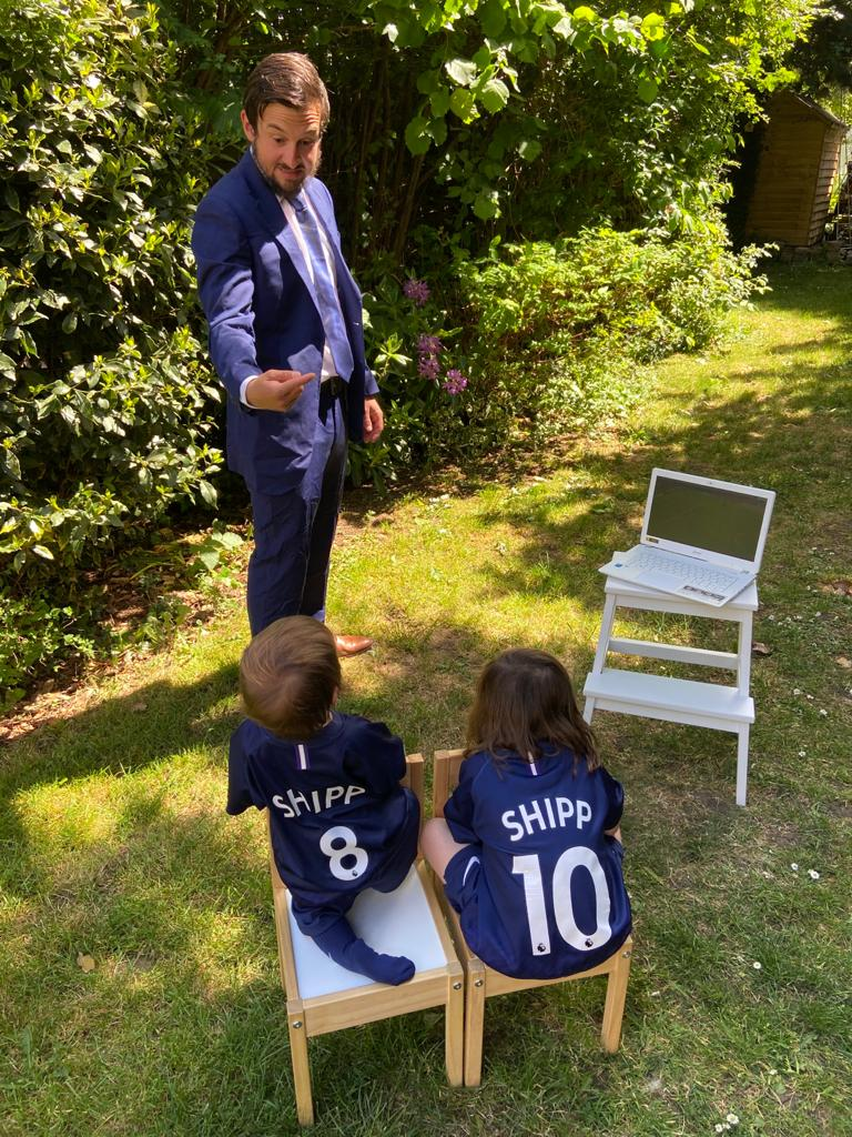 Injuries have taken its toll on this #FMCupFinalDay so the kids have been promoted to the bench @FootballManager https://t.co/djctasT0vj