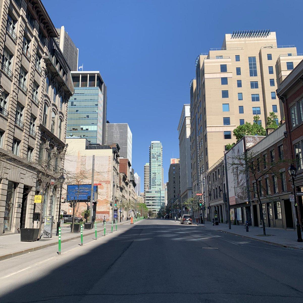 Gooood morning #Montréal! pic.twitter.com/9LlP5bG1Zi
