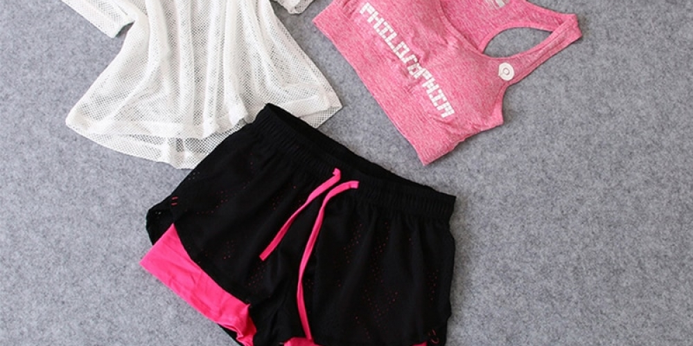 Women's Breathable Cotton Fitness Sethttps://bit.ly/2QWPzPj Place your order now and get 15% off! (use coupon code: SPO20) at checkout.  #gymlife pic.twitter.com/ixdJjB5Ylj
