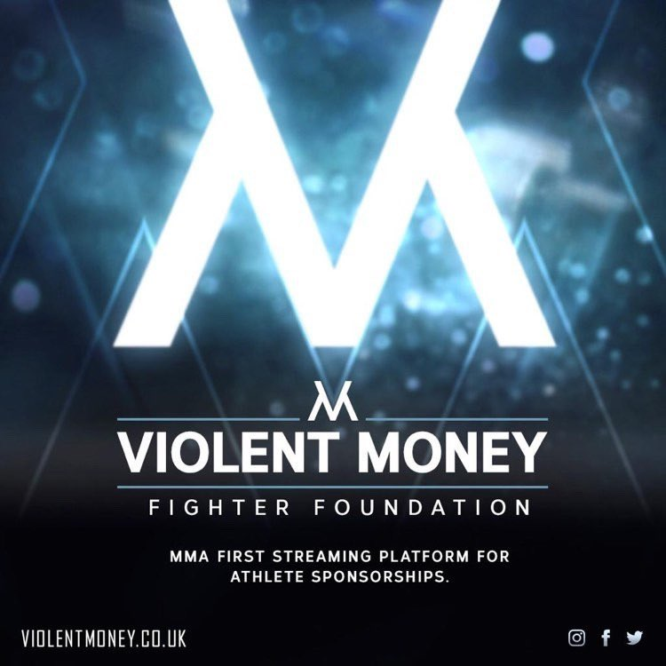 So @violent_money have launched their incredible Violent Money Fighter Foundation 🙌🏻  It's a way that you can sponsor some of the best fighters around the world, which is crucial in this #COVID19 period.  @NathanGreyson1 is the man 👊🏻  #MMA #MMATwitter #UFC @Bellator_Europe https://t.co/r0qBhz83va