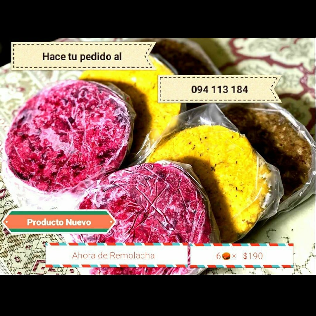 #hamburguesasveganas #puntadeleste #Food #veggies #QuedateEnCasa #crepes #congelados #productosartesanaales #maldonadopic.twitter.com/GaQRPefcmH