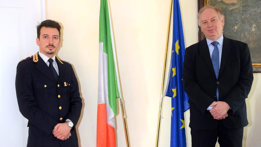 La Questura di Treviso ha un nuovo dirigente: da R...