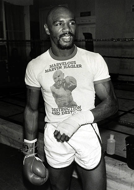 . Happy birthday to Marvelous Marvin Hagler, May 23, 1954. My all-time favorite middleweight