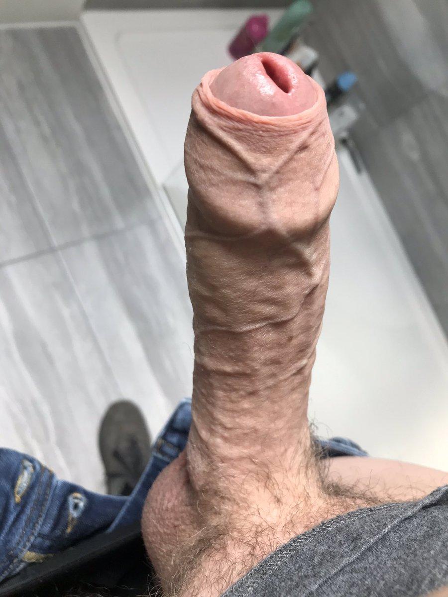 Cute Teen Boy With A Hard Uncut Cock