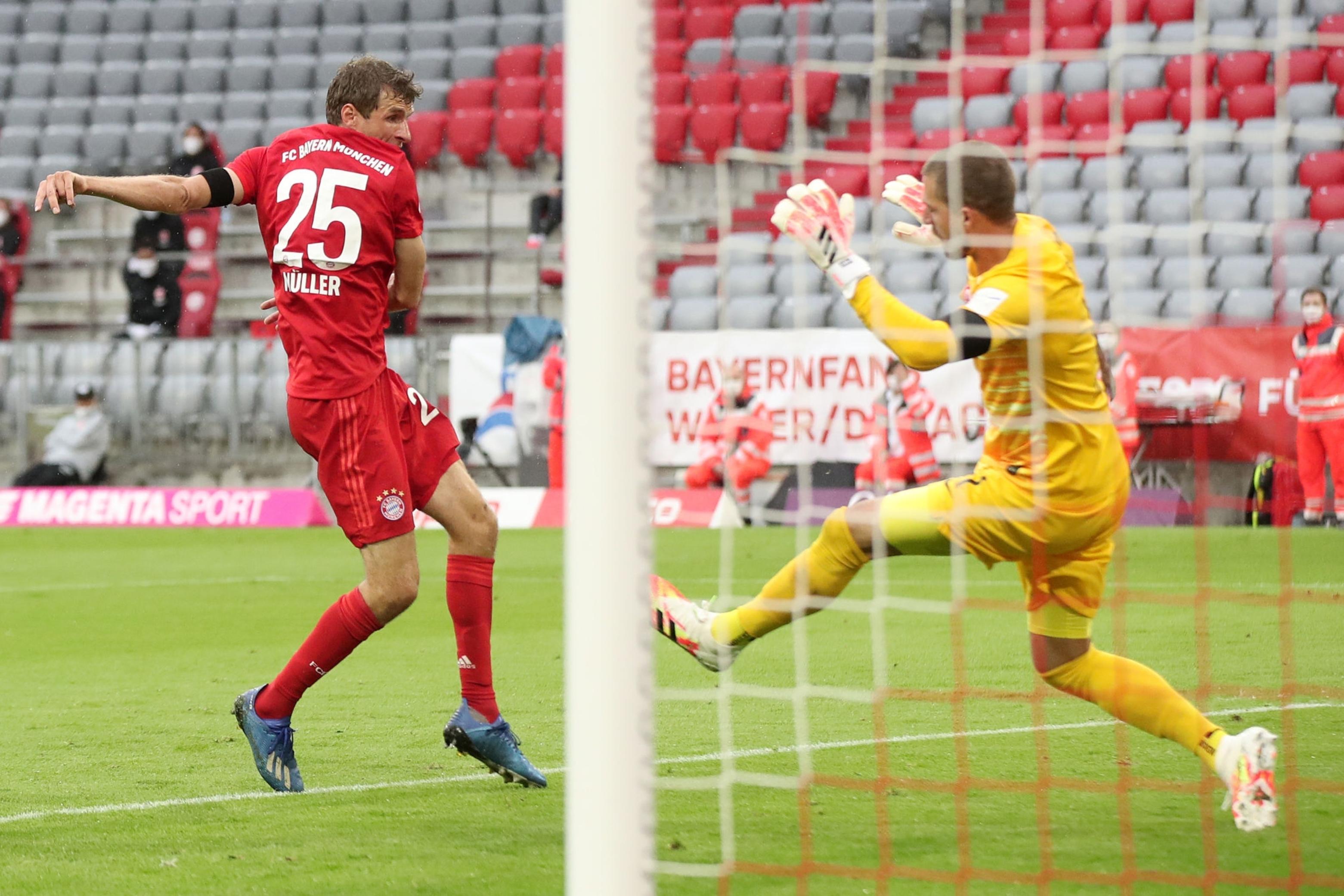 Бавария - Айнтрахт 5:2. Лучший ассистент Европы против лучшего защитника-голеадора - изображение 1