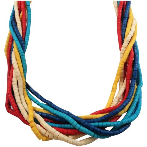 $10 On Sale! Colorful Tropical Multi Strand Beaded Necklace Dyed Shells Wooden Beads #rubylane #vintage #jewelry #memorialday2020 #memorialdayweekend #beachlife #poolparty #sale #bargains #SaturdayVibes https://www.rubylane.com/item/136230-E113224/Colorful-Tropical-Multi-Strand-Beaded-Necklace?search=1…pic.twitter.com/qalx7JiI4L