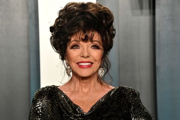 Happy Birthday dear Joan Collins!