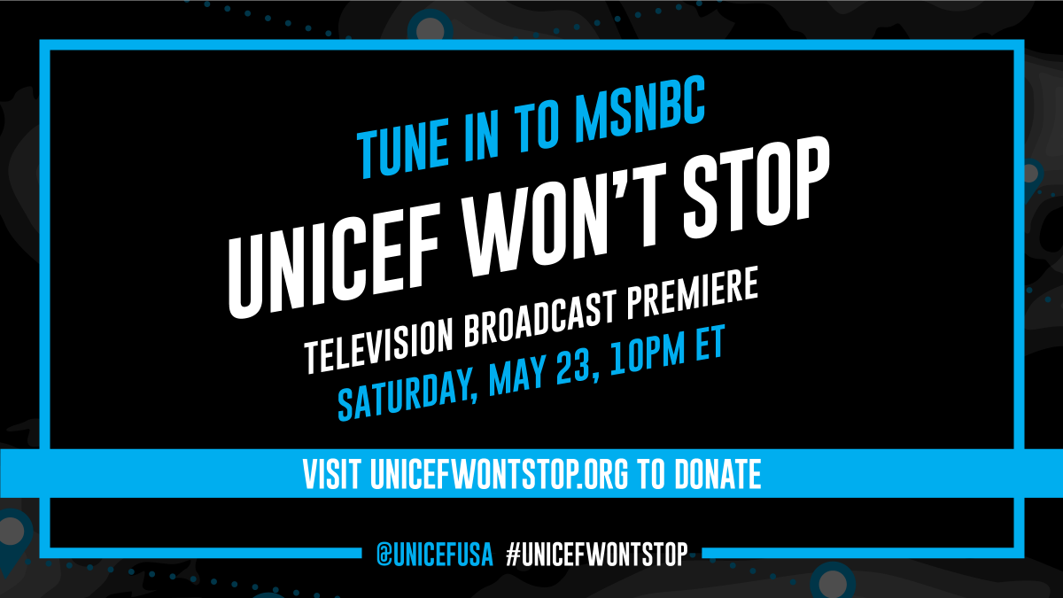 Tune in to @MSNBC today at 10pm ET/7pm PT for a special surprise! @NealSchonMusic @TheJonathanCain @ArnelPineda #UNICEFWontStop #DontStopBelievin <br>http://pic.twitter.com/4GFk1HKY2z