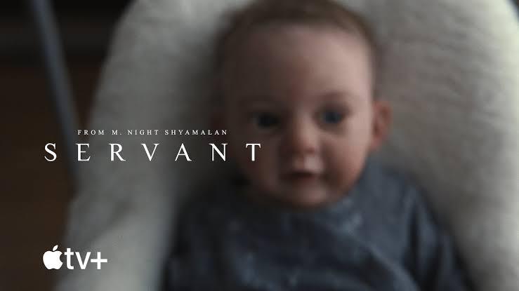 #Servant é uma série que eu não esperava muito. Assisiti, entendi quase nada do arco principal até agora, mas é excelente. Técnica e narrativamente.  #Surpreendente