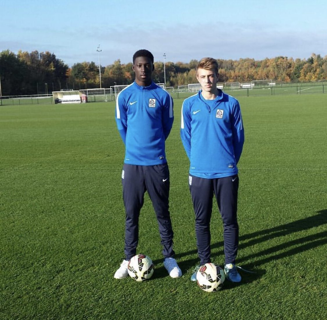 When @simonn_tr and Abdul Musah went to @KRCGenkofficial for a training period • #ForTheFuture https://t.co/hwtqoO8sS2