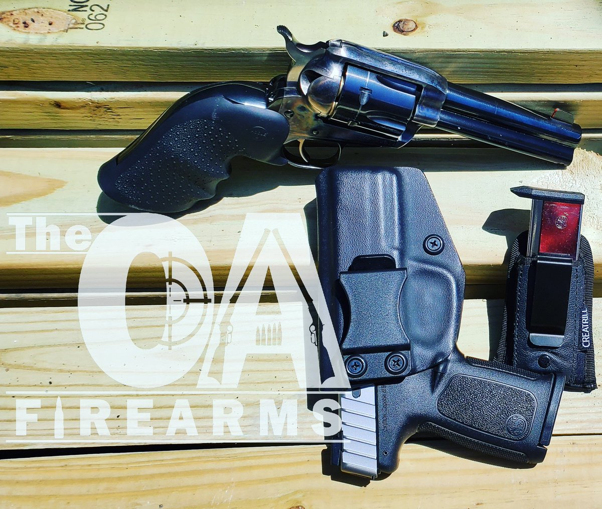 #ruger #rugervaquero @Smith_WessonInc #sd40ve @TheOAFirearms  . . . . . #theoafirearms #defendthesecond #Standupfor2a #gunsdaily #firearms #gunrange #comeandtakeit #2A #progun #pro2a #2ndAmendment #firearm #2amendment #2AShallNotBeInfringed #gunrights #gunssavelives #gunspic.twitter.com/gijwj1Pjqw