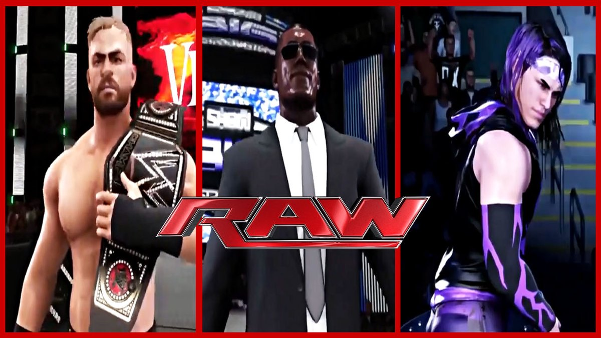 In celebration of 3000 Subscribers, YWE Raw & Smackdown go live head to head in full show for the first time tonight at 9pm UK Time. See you there. <br>http://pic.twitter.com/zlWVitNmgF