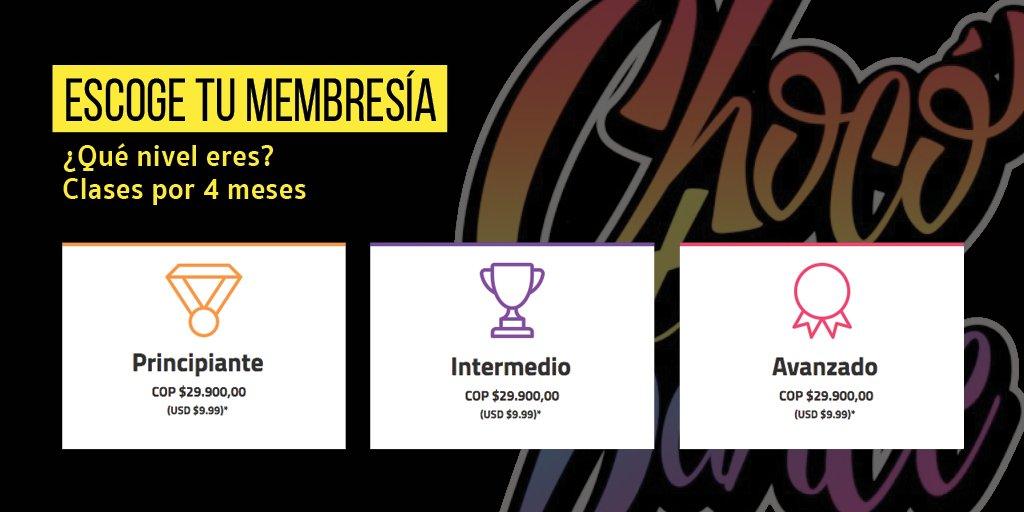 test Twitter Media - Recuerda que por solo USD $9.99 ($29.900 pesos) obtendrás 4 meses de clases. Reggaetón, Champeta, Salsa y Choke ¿Qué quieres aprender a bailar hoy?  https://t.co/YTr7U9JrXo  #amobailar #bailaencasa #yobailoencasa #clasesdedanza #colombia #reggaeton #salsa #champeta#clasesdebaile https://t.co/c6edoRt1Qn
