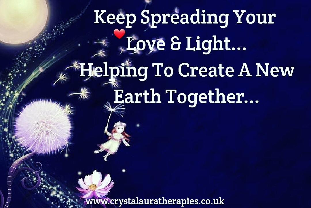 Keep spreading your love & light...Helping to create a new earth together!  #SaturdayThoughts #Happiness #gratitude #shine #JOY #Creative #lifestyle #wakeup #lovepic.twitter.com/qeBtlEj0IR