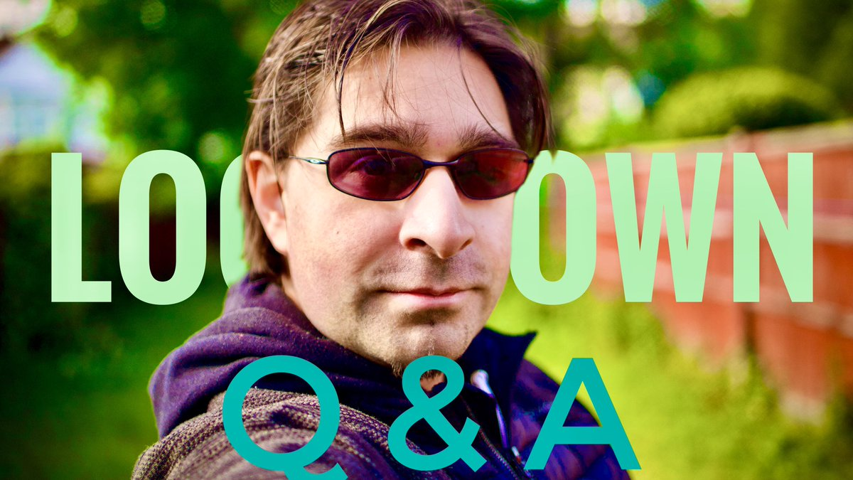 YOUR Lockdown Q&A   Vlog  Check out my latest Vlog now live on my YouTube channel   Subscribe   Like   Hit the Notification Bell    Shoot   Create   Inspire  https://youtu.be/kK4gNdPEB0A  #vlog #vlogger #vlogging #youtubechannel #subscribe #like #lockdown #questionsandanswerspic.twitter.com/lQ56NcpkXc
