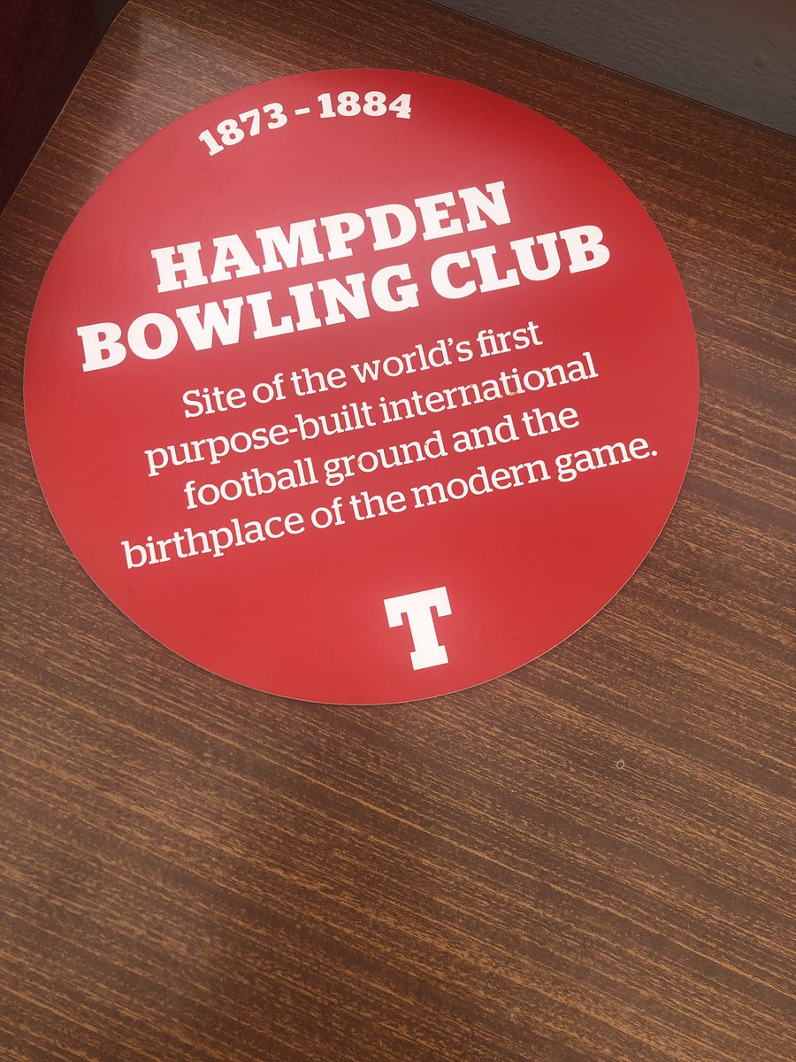 Picture says everything that it needs to say!!!!   Small Bowling Club with Huge HISTORY #football #home #bowlingpic.twitter.com/vKkoFnIfnD
