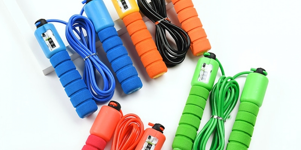 Sport Plastic Jump Ropes with Counterhttps://bit.ly/36cLDyx Place your order now and get 10% off! (use coupon code: SPO20) at checkout.  #gymlife pic.twitter.com/5MYoMTYb8Z