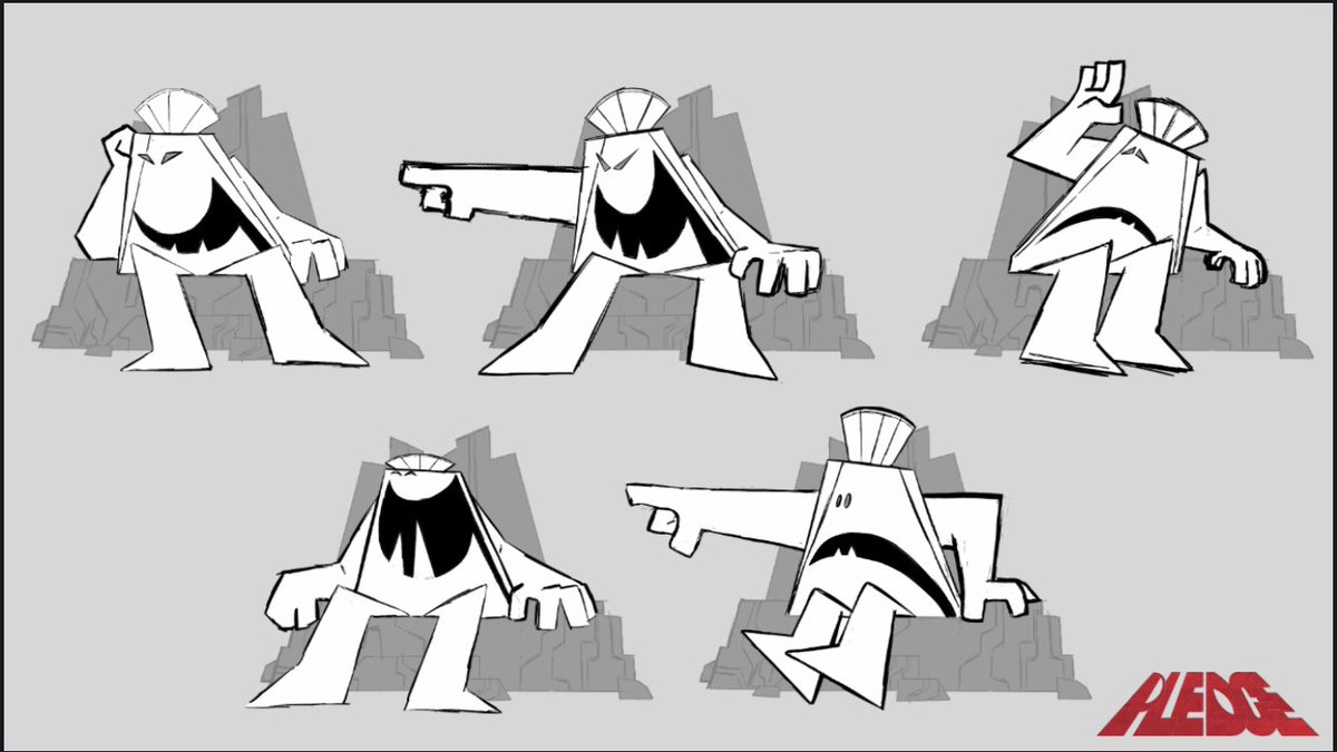 6/15 - Wicked Leader Expressions   #animation #characterdesign #animatedshort #storyboard #turnaround #2danimation #2dart #procreate #procreateanimation #charactersheet #characteranimation #characterdevelopment #apples #graphicart #graphicdesign #graphicstyle #graphicalpic.twitter.com/58aalQA9ab